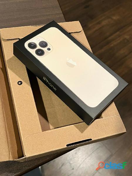 Apple iphone 13 pro max unlocked 256G Sierra Blue