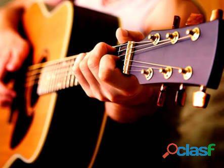 Clases de Guitarra en Todo México Personalizadas 1