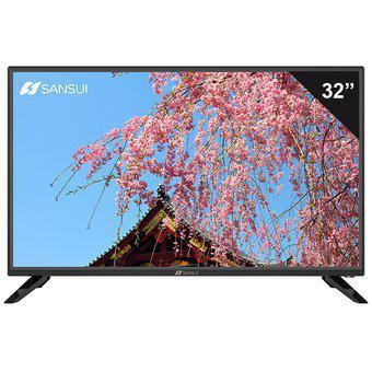 Pantalla Smart TV Sansui SMX-32P28NF Netflix 32 Pulgadas LED