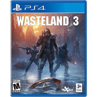 Wasteland 3 - PlayStation 4