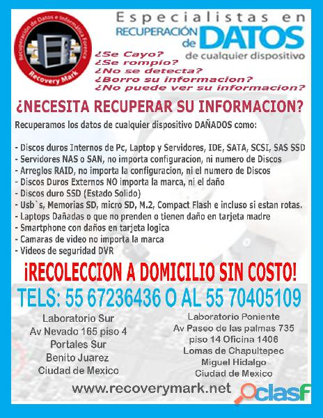 Recuperacion de informacion de pc o moviles 2