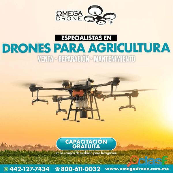 Drones para agricultura peribán   omega drone