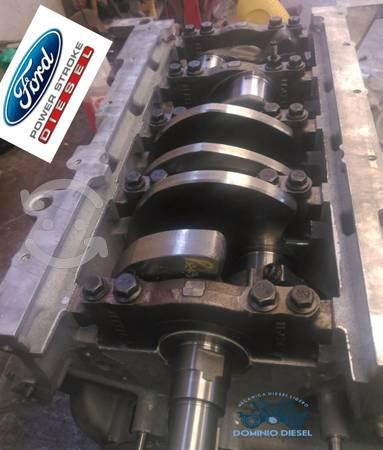 Motor ford power stroke