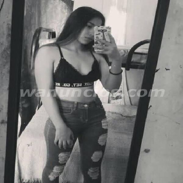 Me llamo isabel soy de mexico tengo 19 (Yucatán)